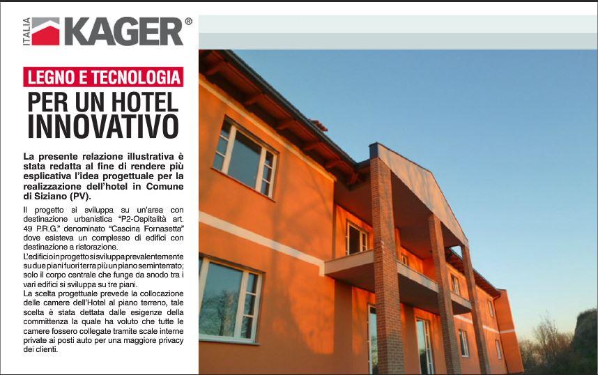 Kager costruzione case bioedilizia redazionale comunicare legno ottobre