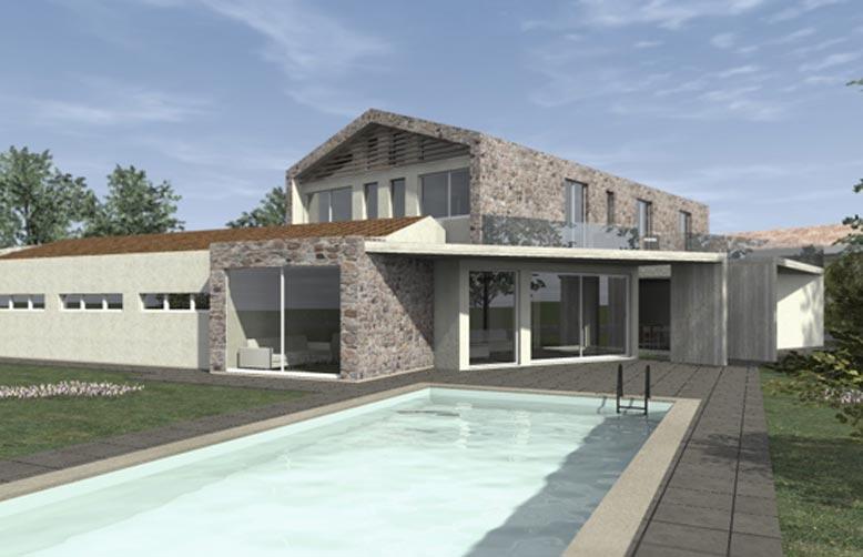Kager costruzione case bioedilizia la grande villa