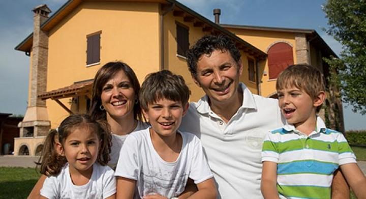Kager costruzione case bioedilizia intervista la mia casa kager ha resistito al terremoto