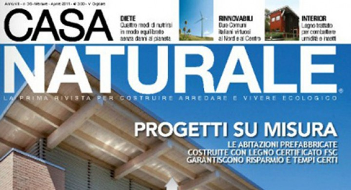 kager costruzione case bioedilizia recensione casa naturale aprile 2011