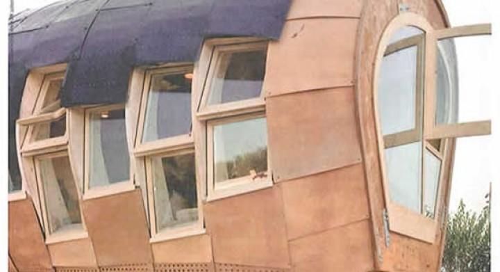 kager costruzione case bioedilizia recensione paesaggio urbano maggio 2010