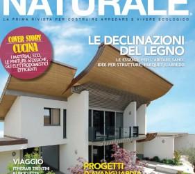 kager costruzione case bioedilizia redazionale casa naturale settembre 2012 copertina