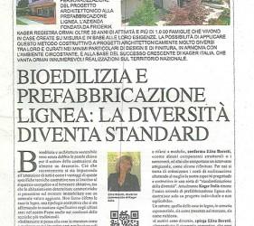 kager costruzione case bioedilizia redazionale panorama economia novembre 2012 pagina