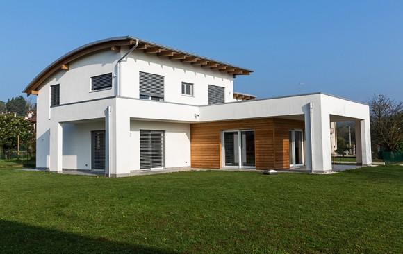 fotogallery case in legno kager italia