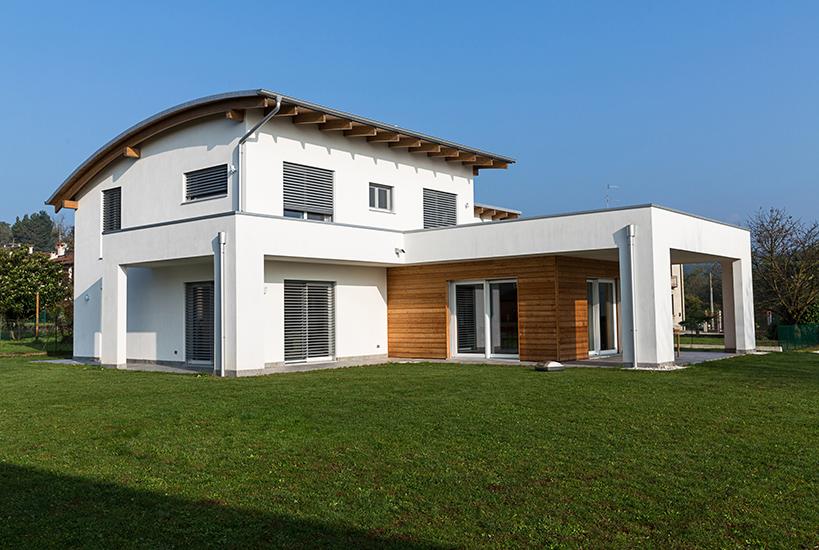Brebbia kager italia case in legno prefabbricate su misura - Case prefabbricate ikea in italia ...