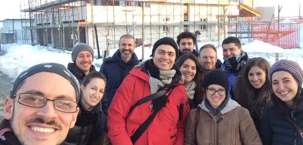 Case in legno continuano le visite ai cantieri kager italia for Kager italia