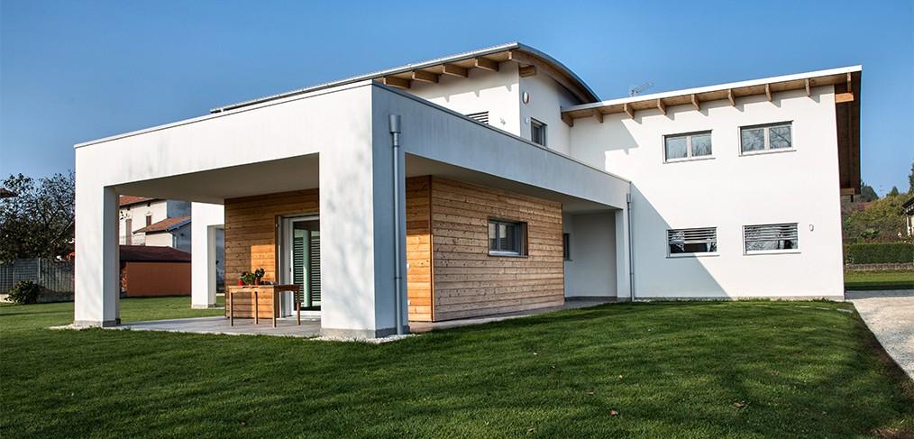 Case in legno 5 motivi per scegliere la bioedilizia for Case prefabbricate in legno italia