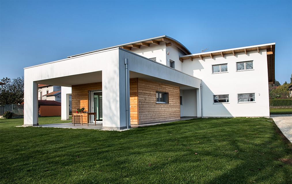 Case in legno: 5 motivi per scegliere la bioedilizia - Kager Italia