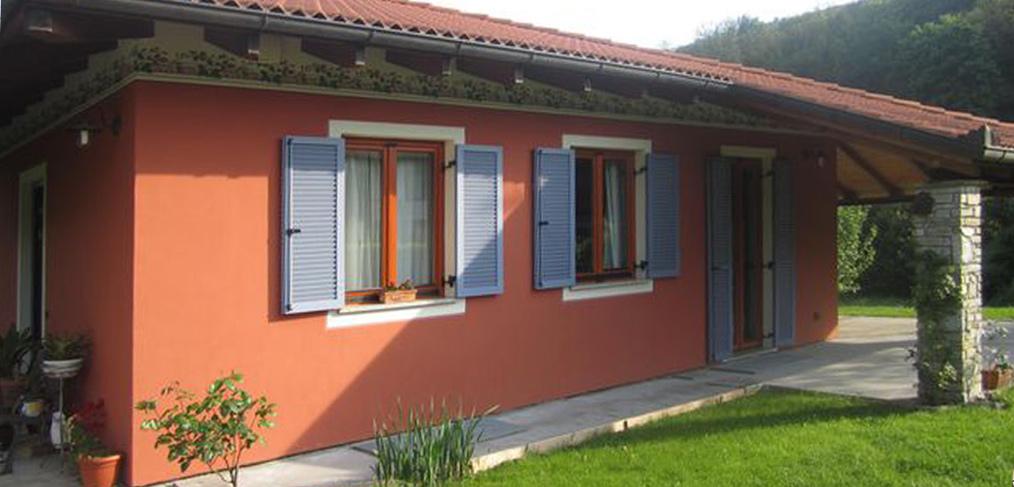 Affidabilit case in legno l 39 intervista a un cliente for Kager italia