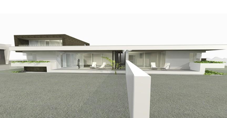 Planimetrie progetti case moderne su un piano for Casa moderna progetti