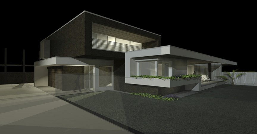 Neat progetti case moderne 3d qk24 pineglen for Case in legno italia