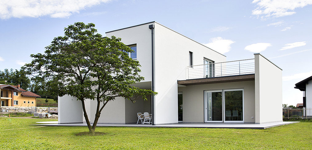 Il boom delle case in legno in Veneto - Kager Italia
