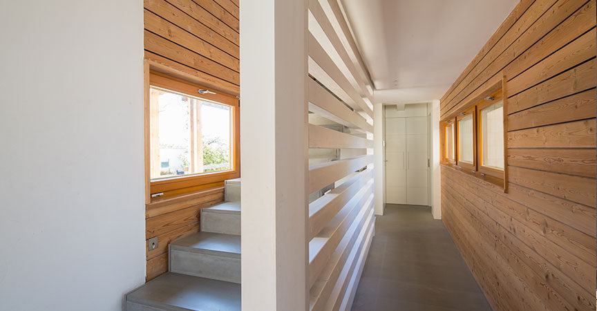 Case in legno prefabbricate su misura kager italia for Case prefabbricate modulari