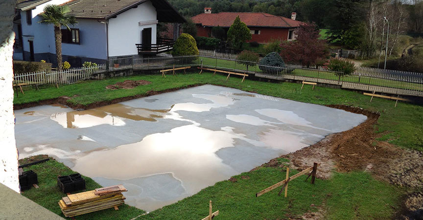 dal terreno alla casa in legno il basamento kager italia