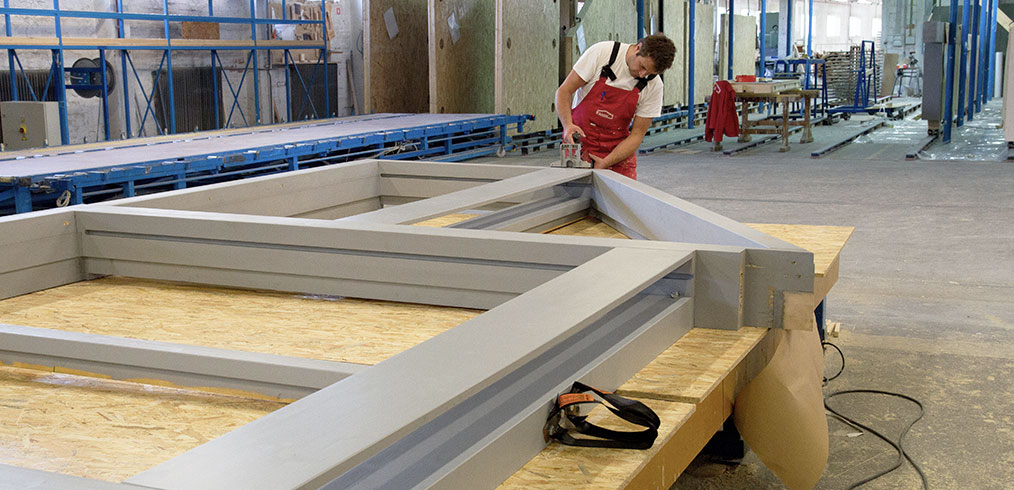 Case in legno Kager vantaggi della prefabbricazione
