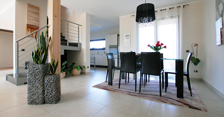 L 39 inverno in un casa in legno kager 5 soluzioni per i for Case in legno italia