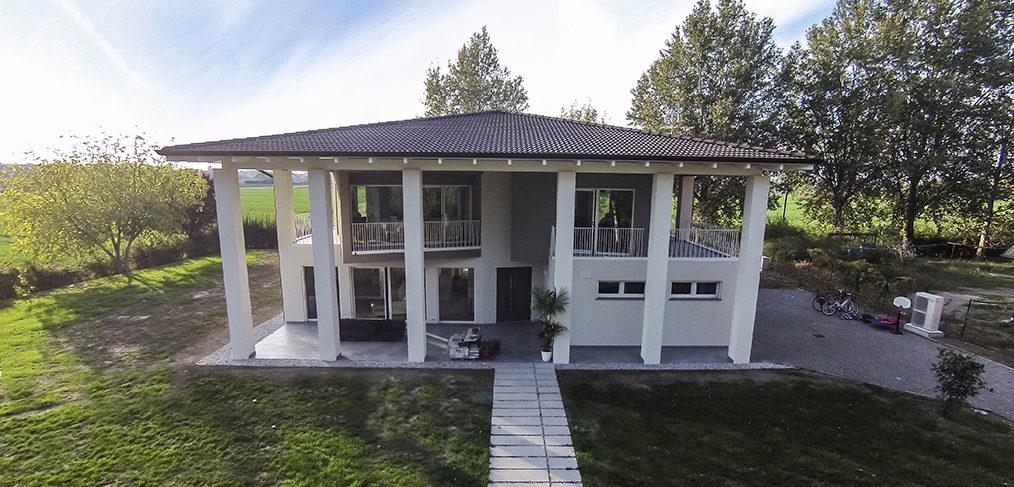 Dal rudere alla casa esempio di riqualificazione edilizia for Nuova casa in stile
