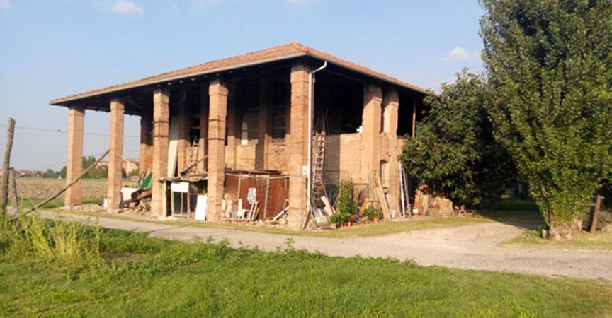Stile architettura Rurale Emilia