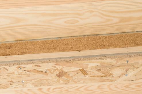 Kager case in legno ecologiche fibra di legno