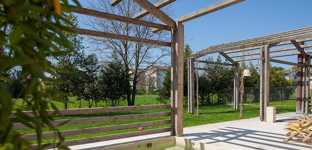 Materiali naturali e sostenibilità ambientale nelle case in legno