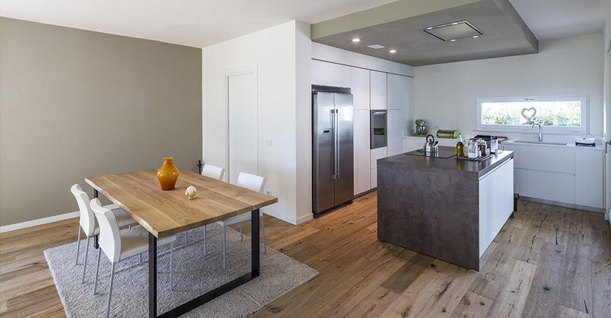 La mia casa in legno moderna e naturale recensioni for Case in legno italia