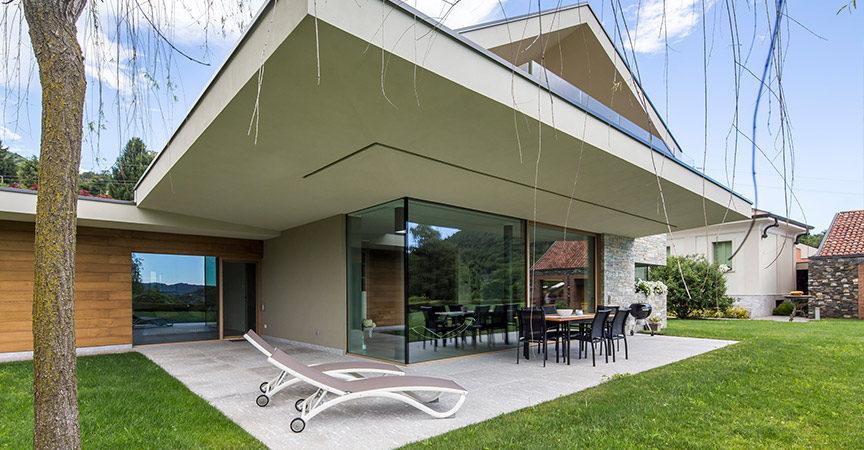 Casa fresca e bassi consumi in estate s con le case in for Artigiani piani casa fresca