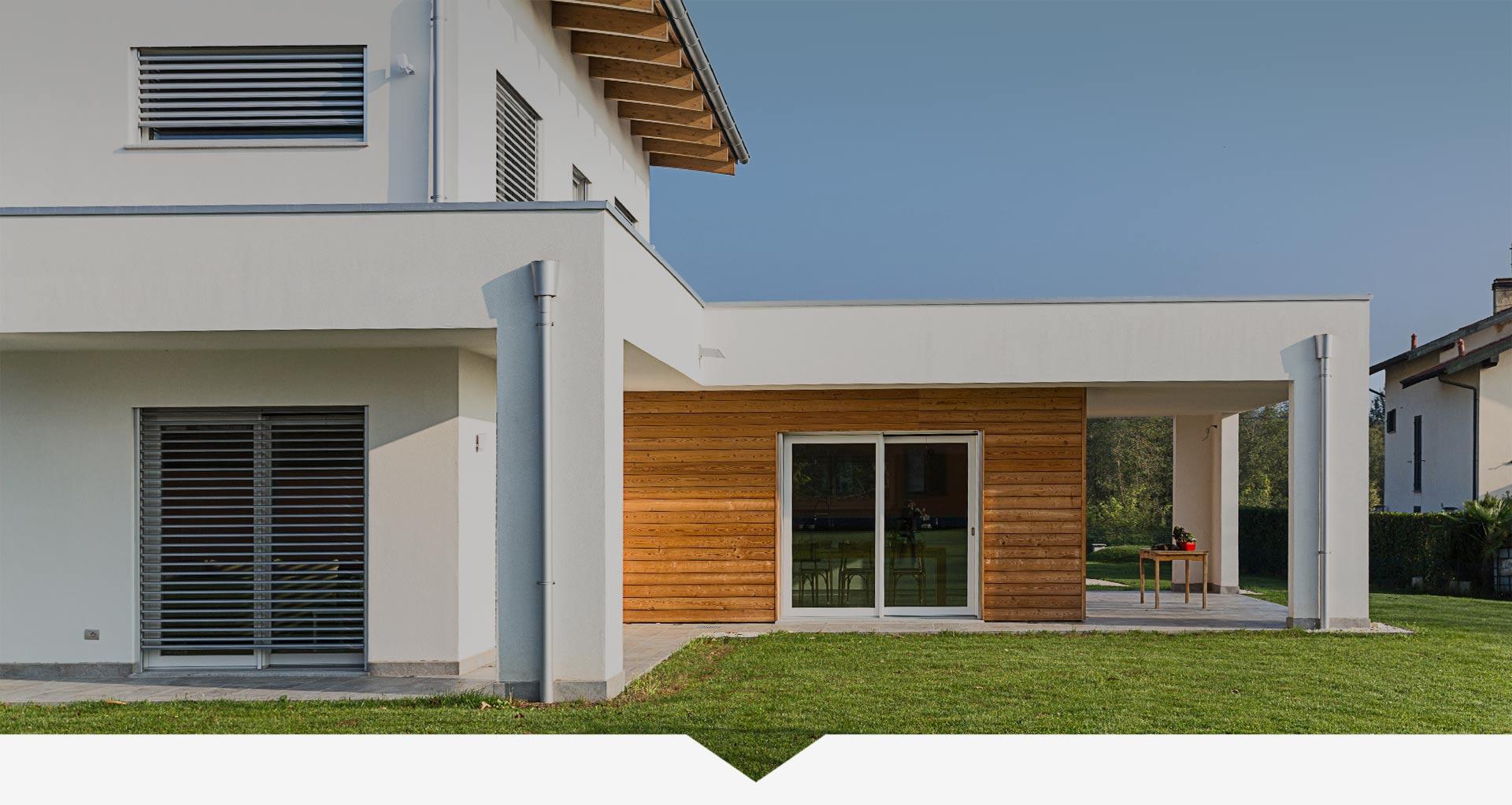 Kager italia case prefabbricate in legno su misura for Case vittoriane su misura