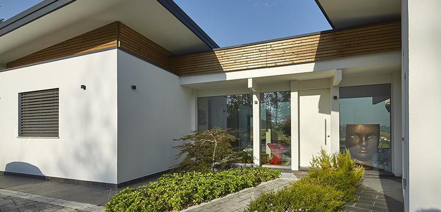 Costruttore case in legno Italia Kager