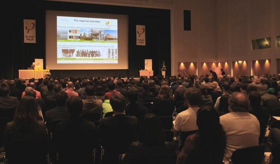 Conferenza Internazionale Passivhaus 2015