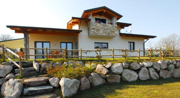 Vivere in una casa in legno le interviste kager italia for Case in legno italia