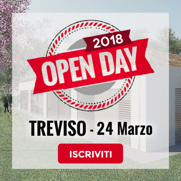 Open day case in legno Treviso popup
