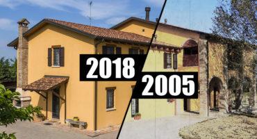Resistenza case in legno nel tempo