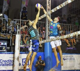 Evento-sportivo-Beach-4-Babies-Verbania-beach-volley