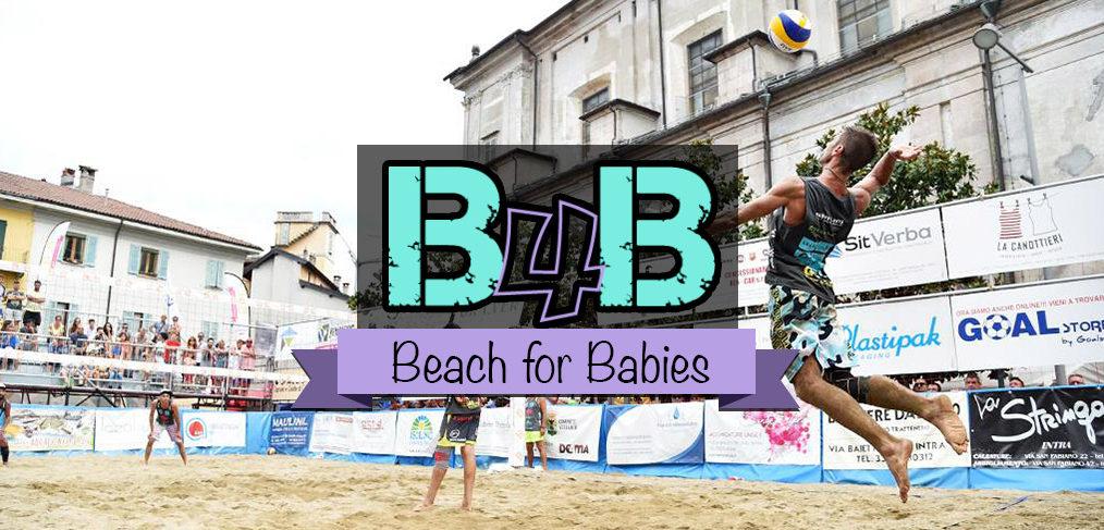Kager sponsor evento sportivo Beach 4 Babies