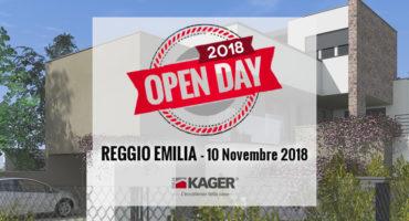 Case in legno prefabbricate Reggio Emilia open day
