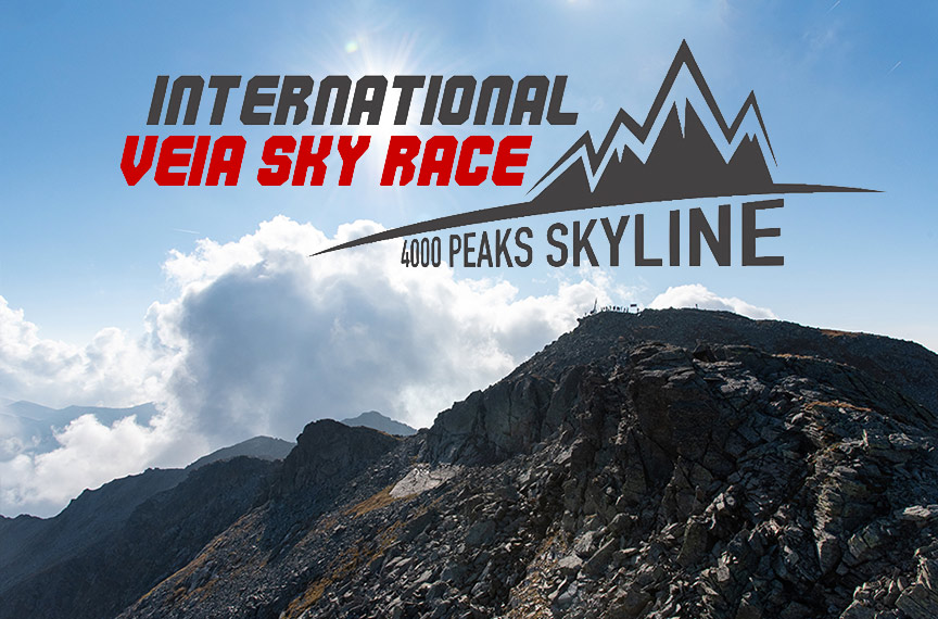 International Veia Skyrace Kager sponsor 2019
