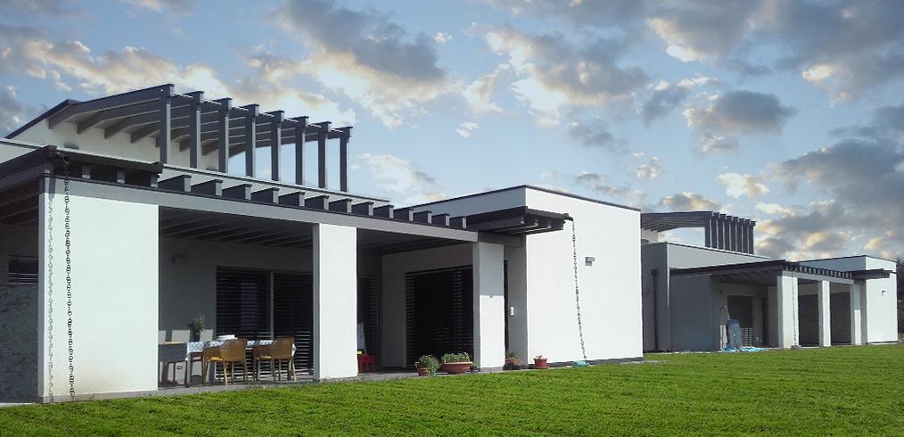 Le Tre Ville in legno di Reggio Emilia: un progetto personalizzato nello stile e nella tecnica