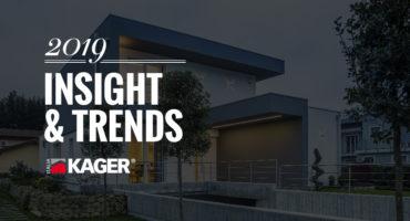 Trends case in legno 2019 Kager Italia