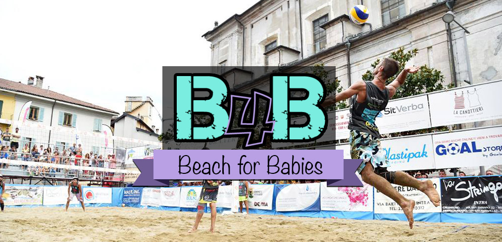 Kager partecipa all'evento benefico Beach 4 Babies