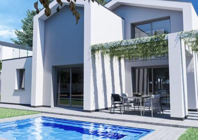 Ville-con-piscina-Como-case-prefabbricate-in-legno-Kager