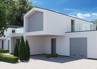 Volumi-sfalsati-ville-moderne-Como-case-in-legno-Kager