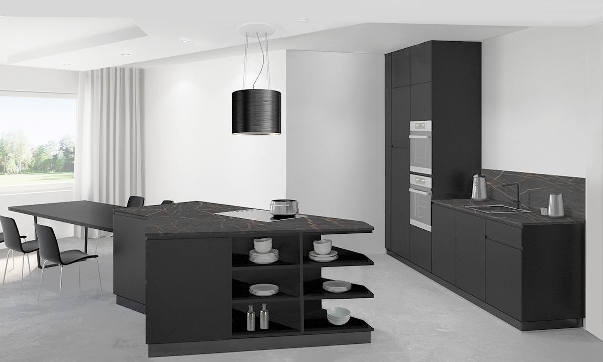Arredamento di design e mobili su misura per le case in legno Kager