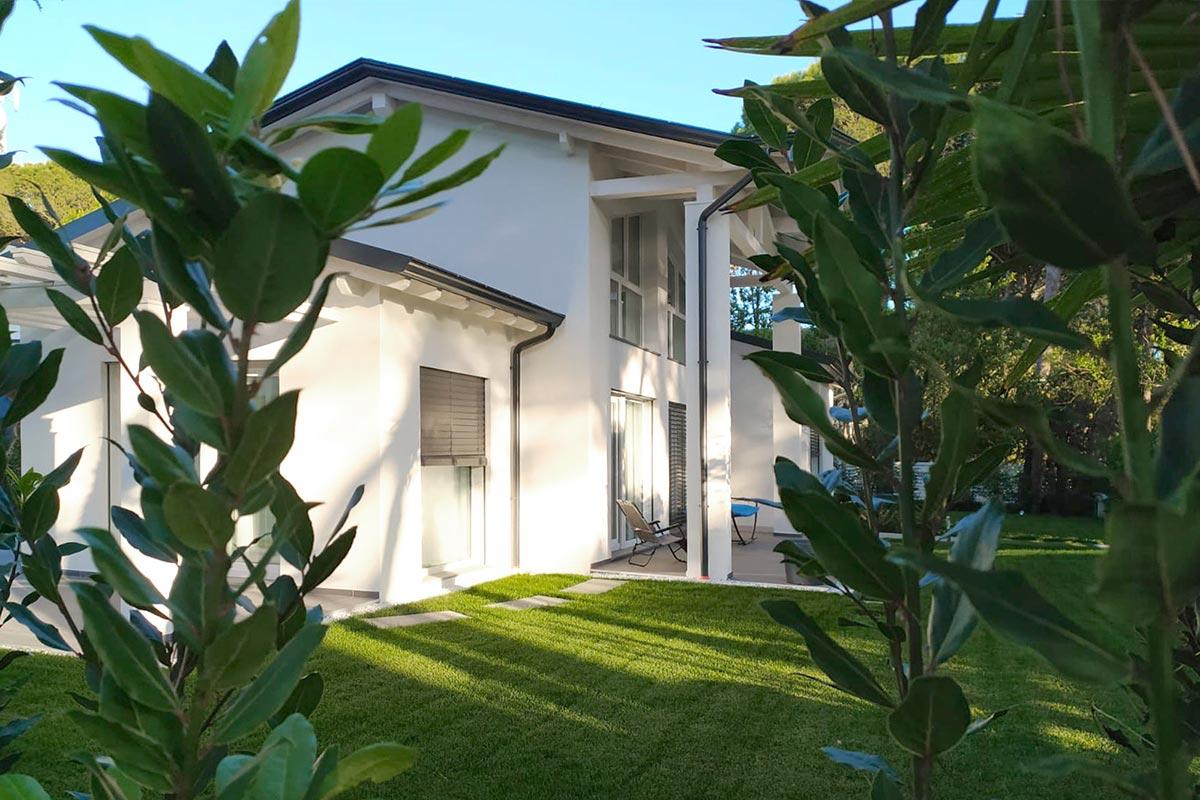 Villa in legno Kager Milano Marittima 05