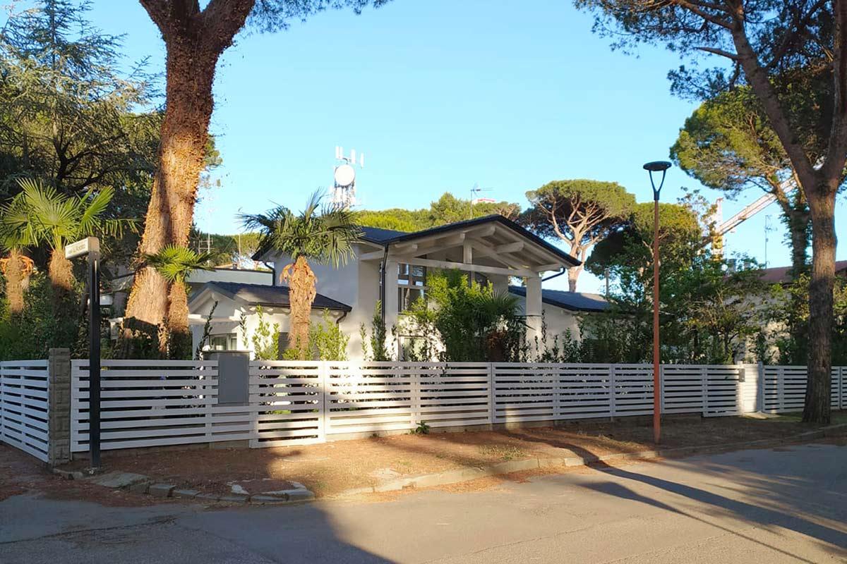 Villa in legno Kager Milano Marittima 06