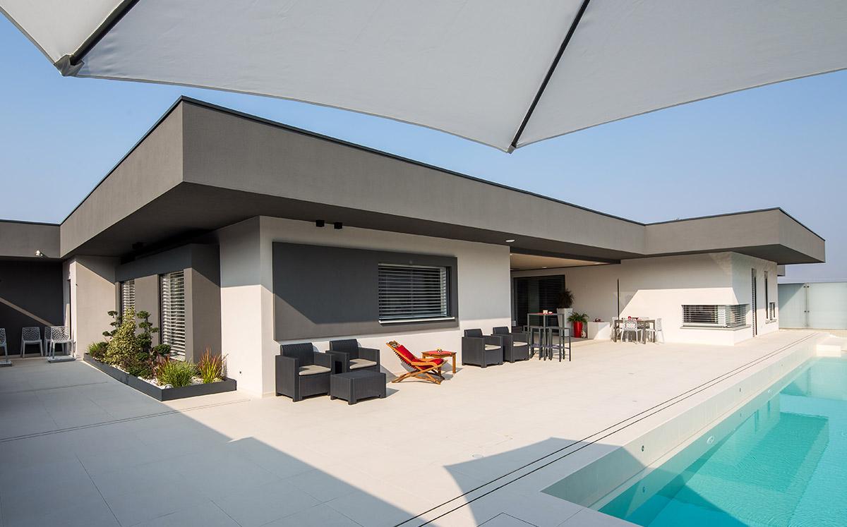 Architettura consumi case estate bioedilizia Kager