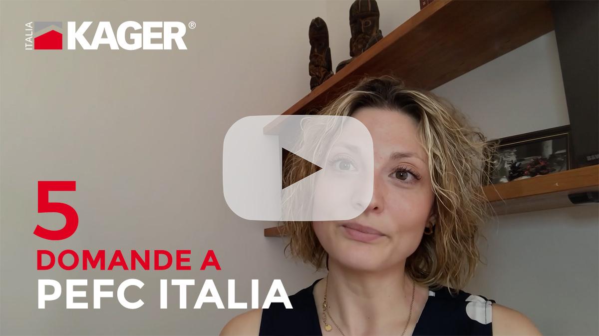 Cinque domande a PEFC Italia – Video